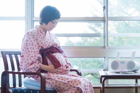 妊婦さまに優しい特典満載♪マタニティプラン